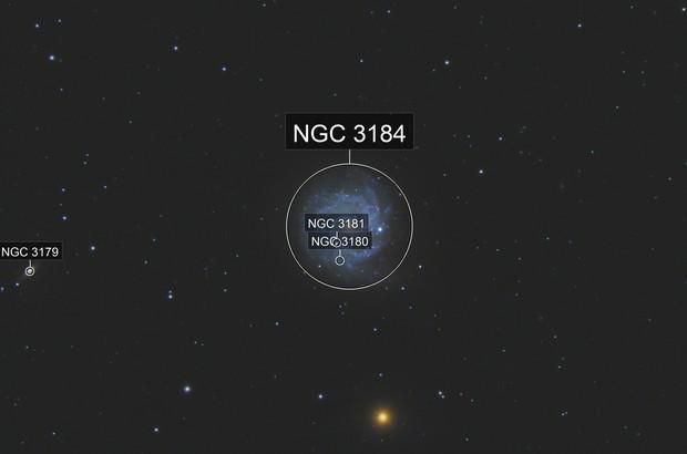 "NGC 3184 - EdgeHD 11"""