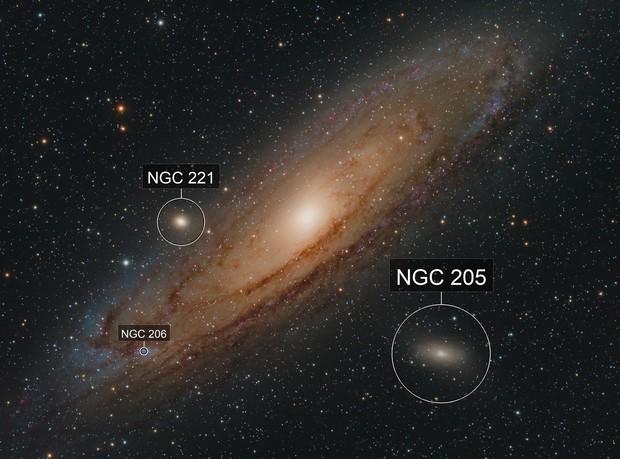 M31: The Andromeda Galaxy