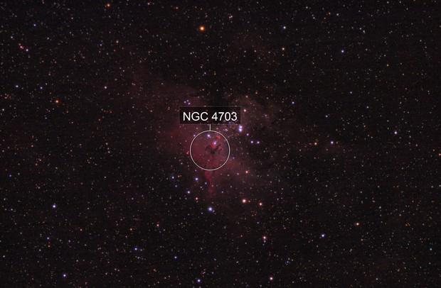 Messier 16- The Eagle Nebula