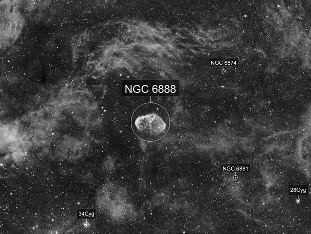 NGC6888 test Astrodon 3nm