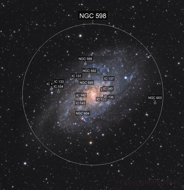 M33 LRGB