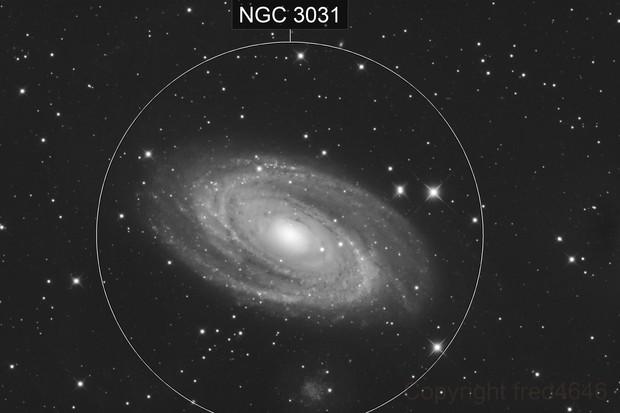 M81 test QHY183M