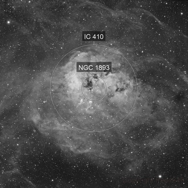 IC410 - HA