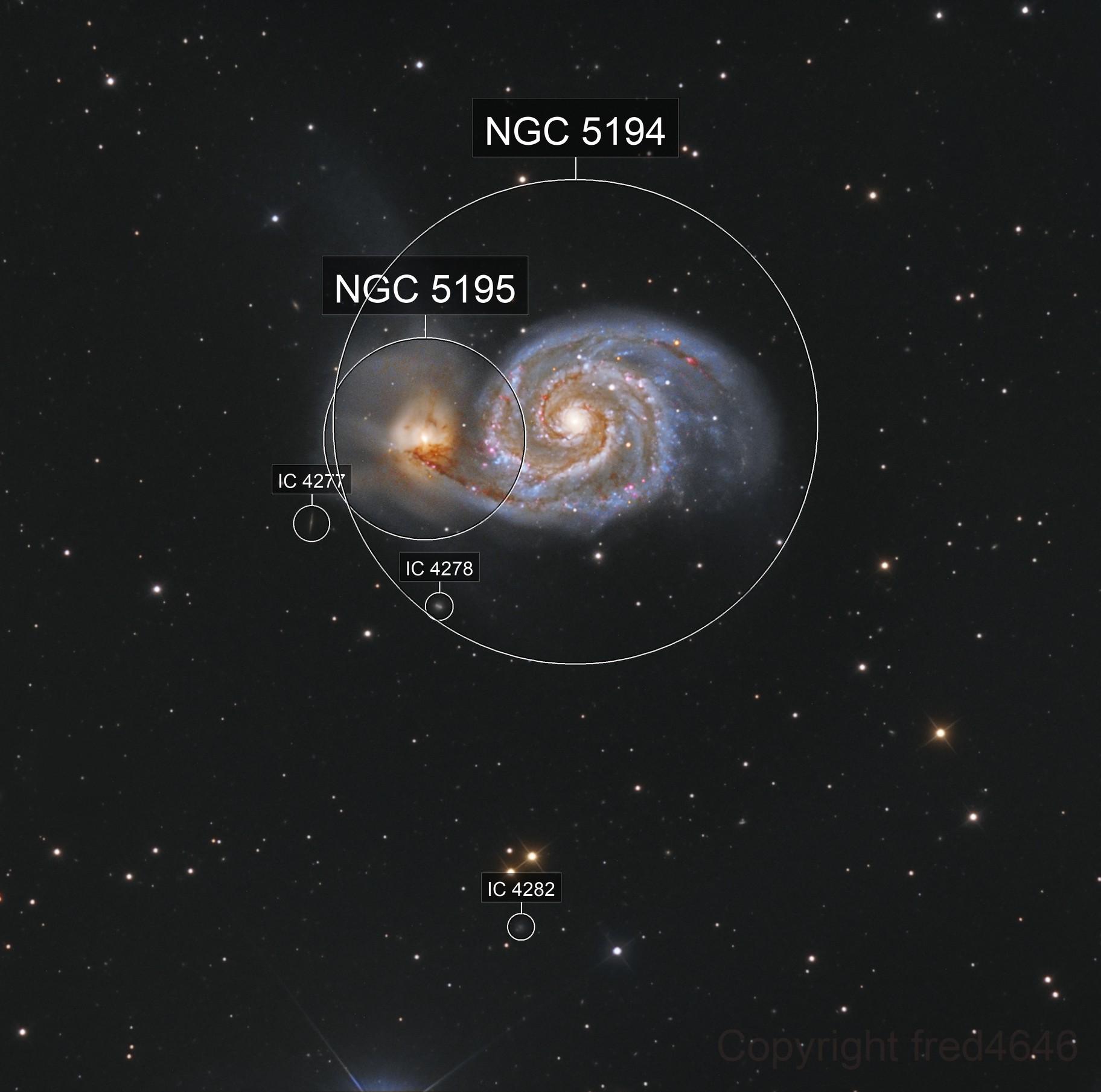 M51 LRGB