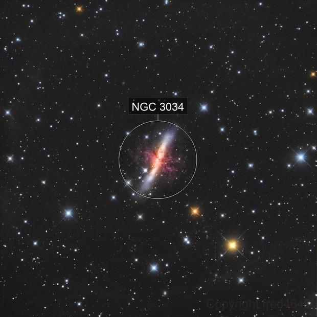 M82 HA-LRVB