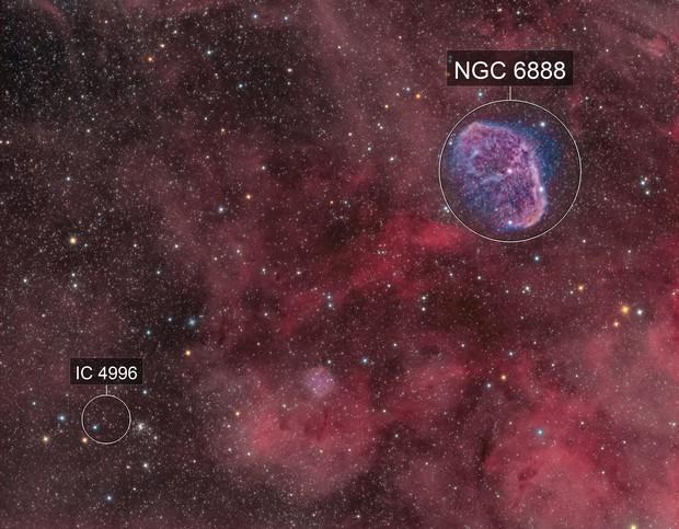 NGC 6888 HOO
