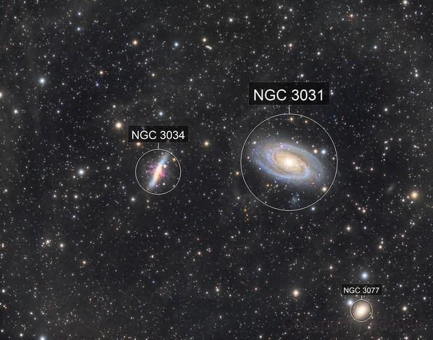 M81-M82 grand champ LRGB