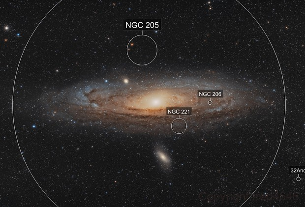 M31 Andromède