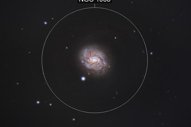 Supernova 2018ivc in M77