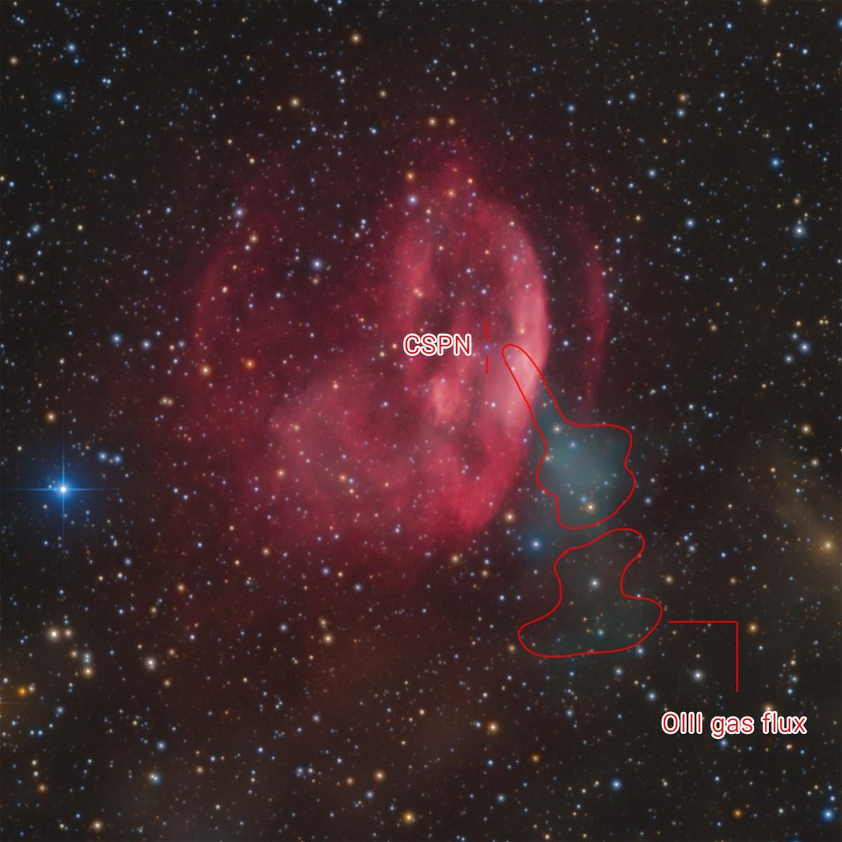 "NEW DISCOVERY: the ""Auris-Nebula"" (PaStDr 4)"
