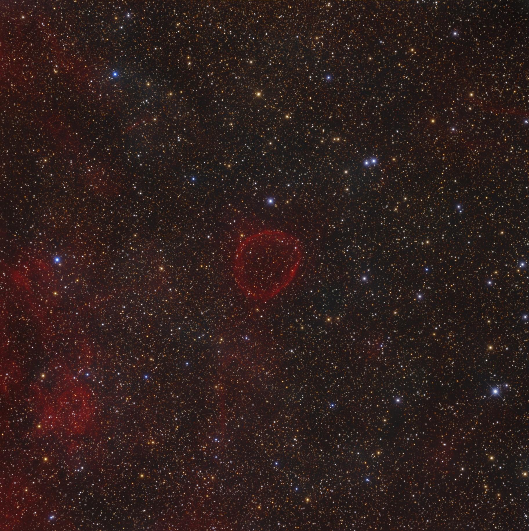 NEW DISCOVERY: Dr15 (Drechsler 15) in Centaurus