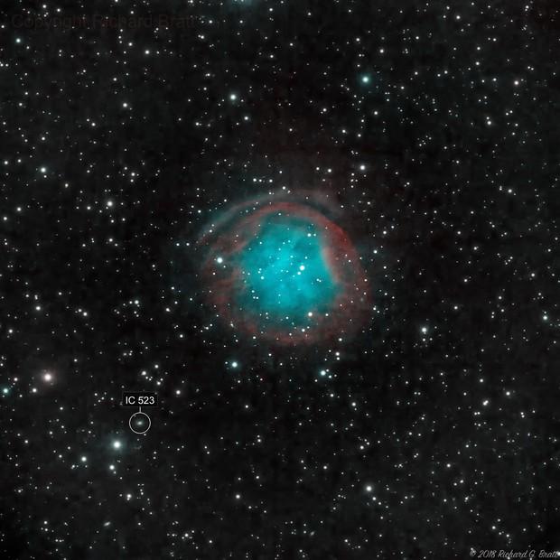 Abell 31 (SH2-290) Planetary Nebula