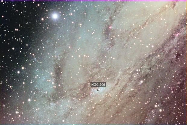 M31 close up