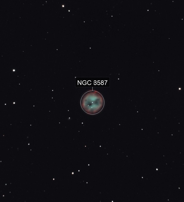 M 97 / NGC 3587