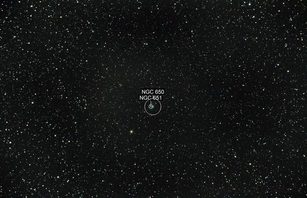 The Little Dumbbell Nebula