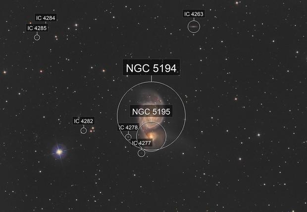 M51 LRGBHa