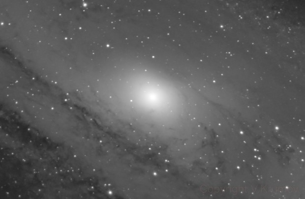 Andromeda's Core