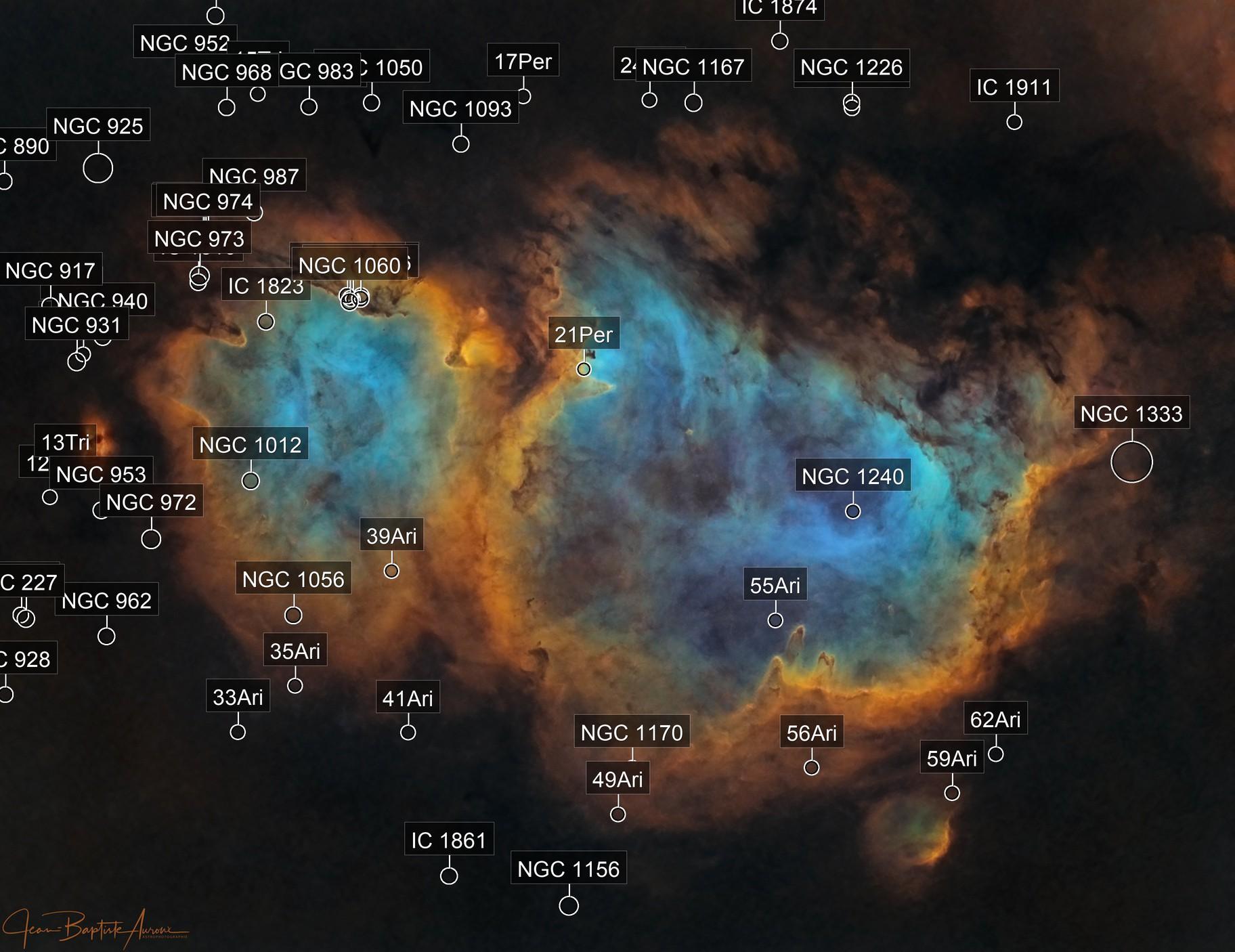 IC 1848 (SHO)