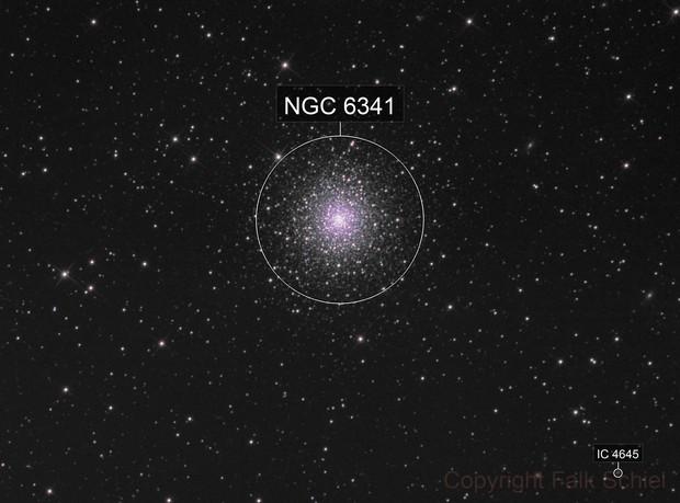 M 92 / NGC 6341