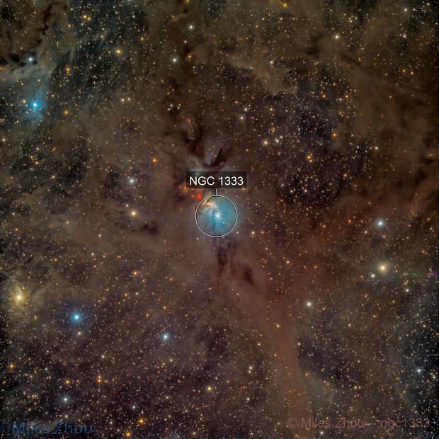 NGC-1333 @ DSW