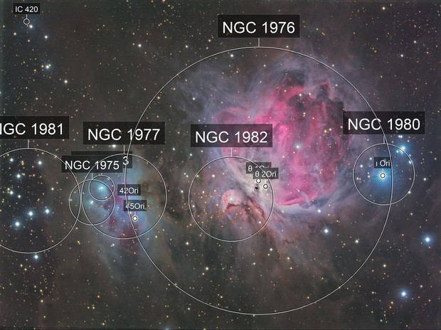 Orion Nebula Messier 42