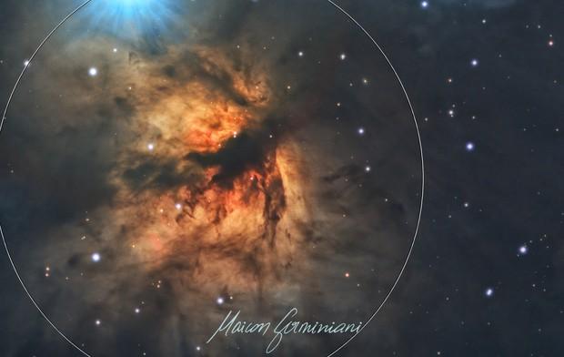 Flame Nebula - NGC 2024