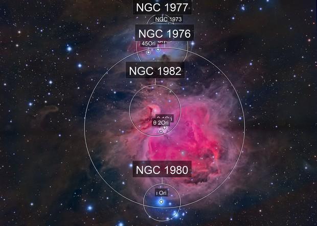 Messier 42 - Orion Sword