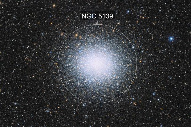 Omega Centauri - NGC 5139