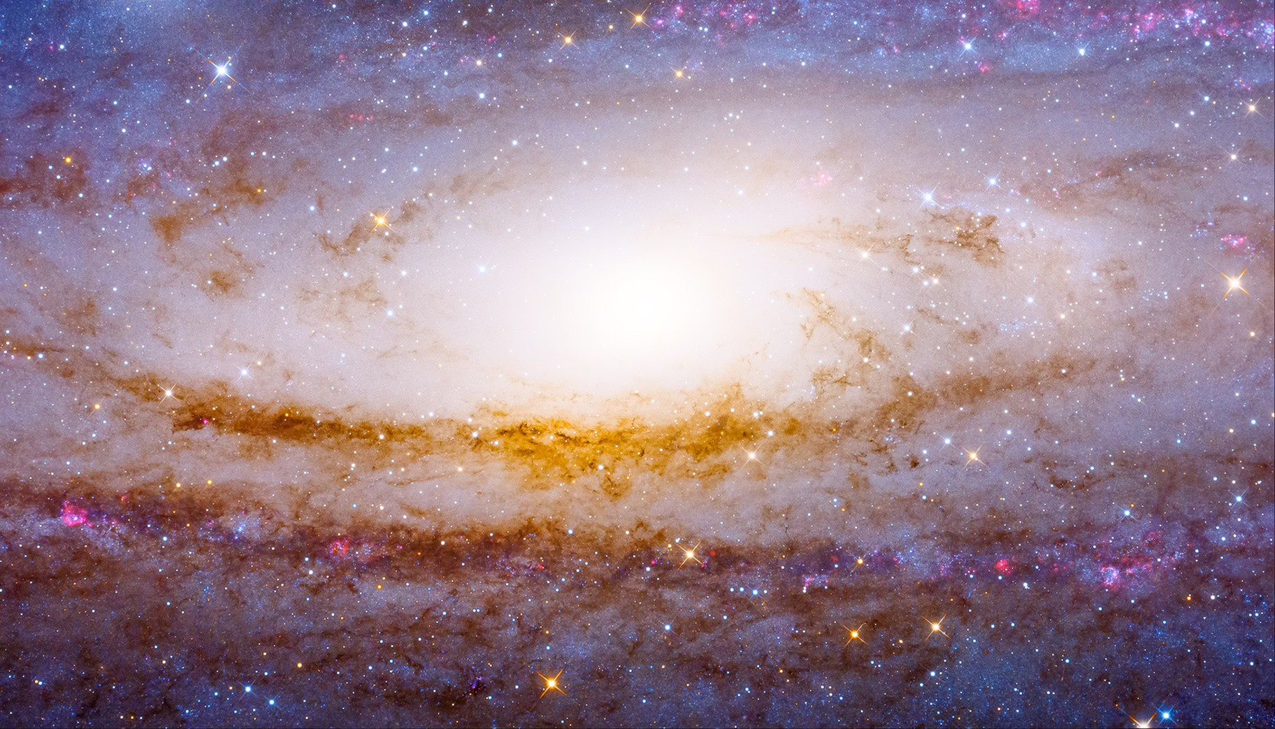 Andromeda proximity