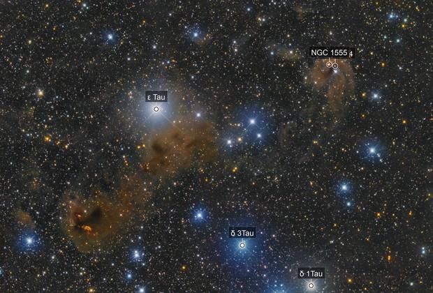 Sh2-239, NGC 1555