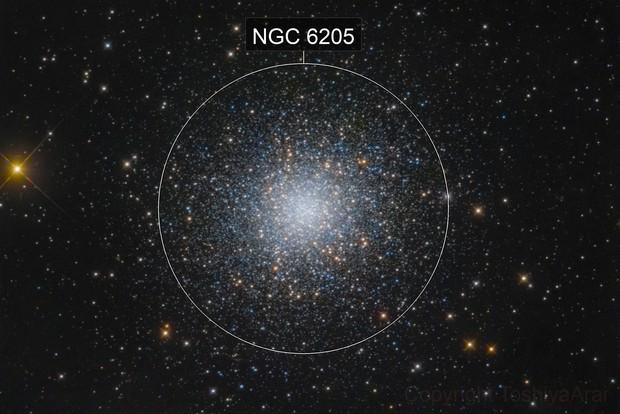 M13 The Great Glubular Cluster