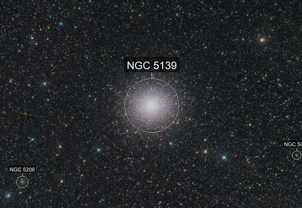 The Omega Centauri Cluster