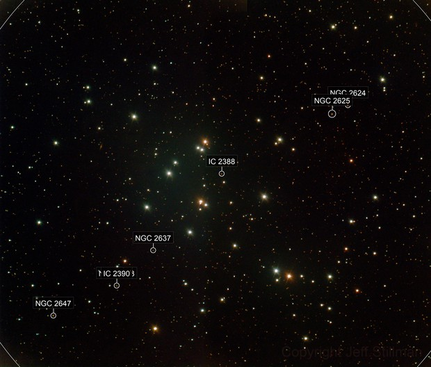 M44 - Beehive cluster