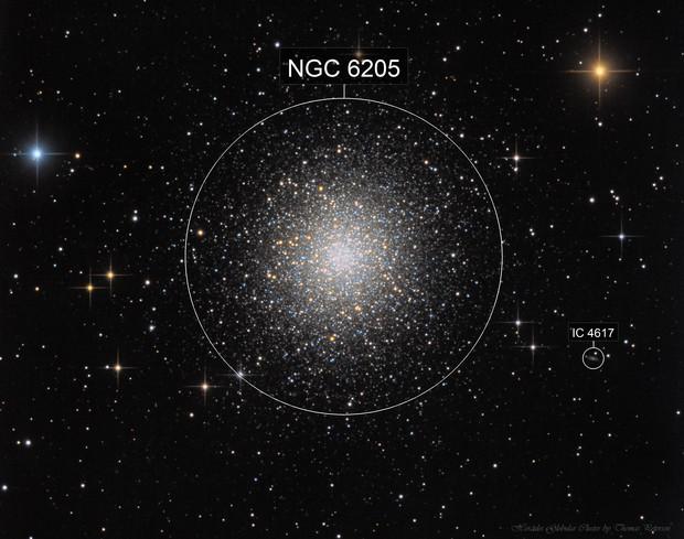 Hercules Globular Cluster (M13)