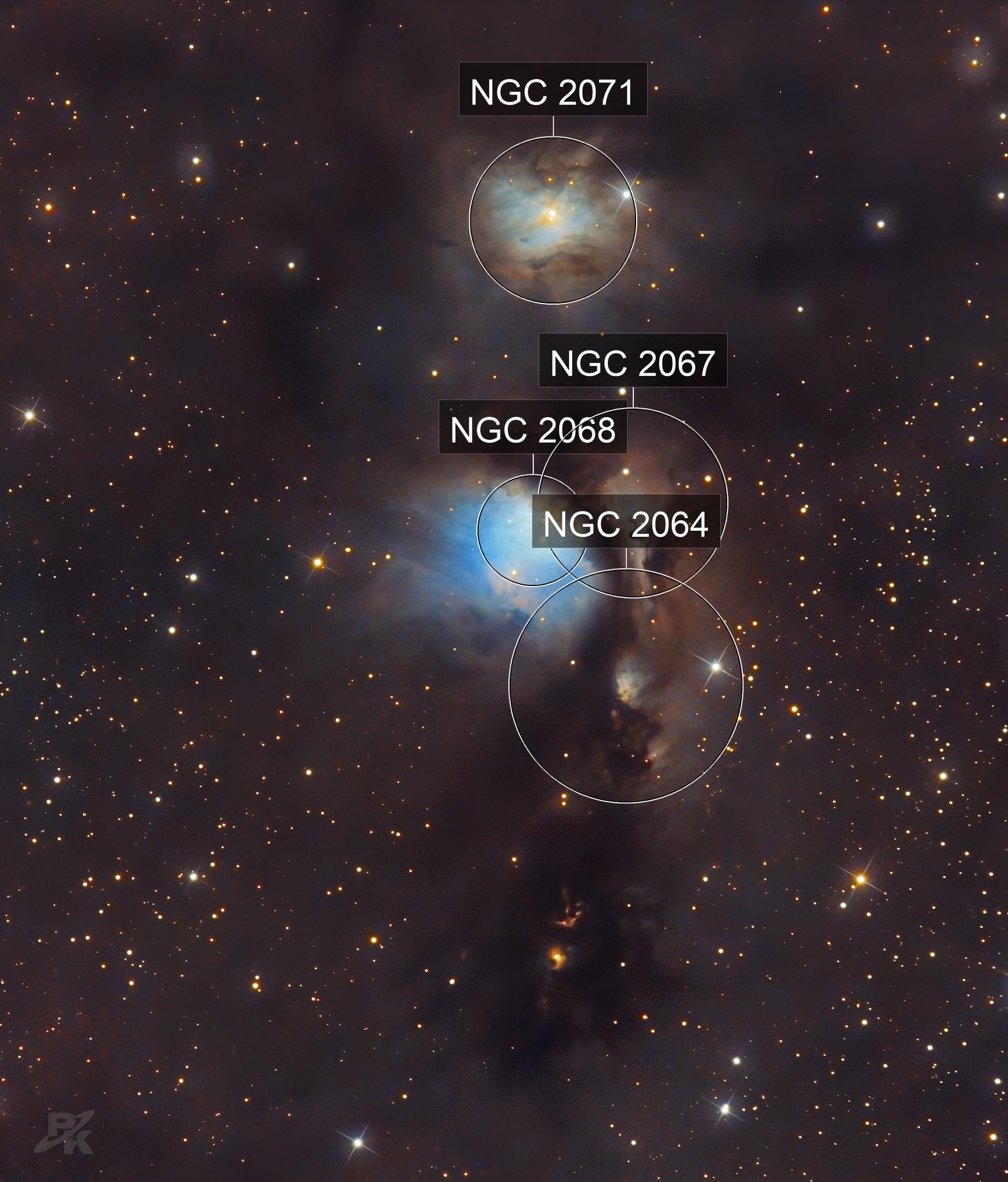 M78 Nebula