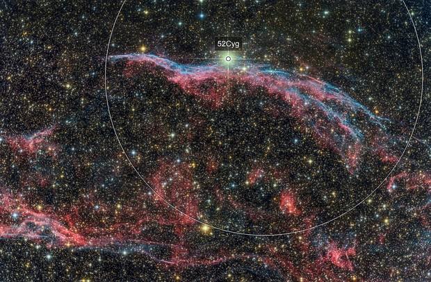 NGC 6960 - Veil Nebula