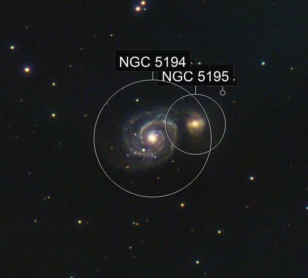 M51 reprocessed