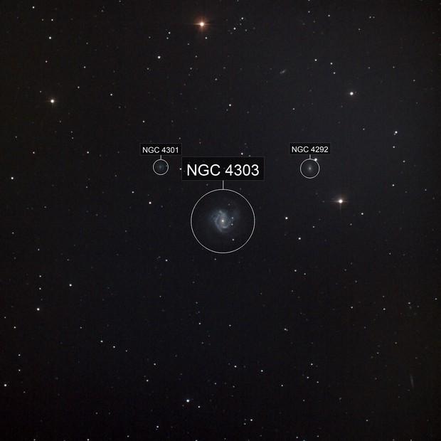 M61 + 2020jfo