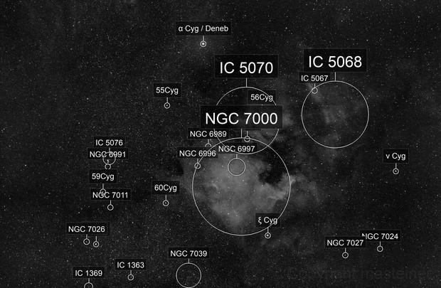 NGC7000 Widefield