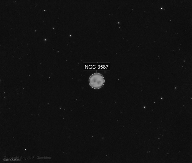 Messier 97 - The Owl Nebula