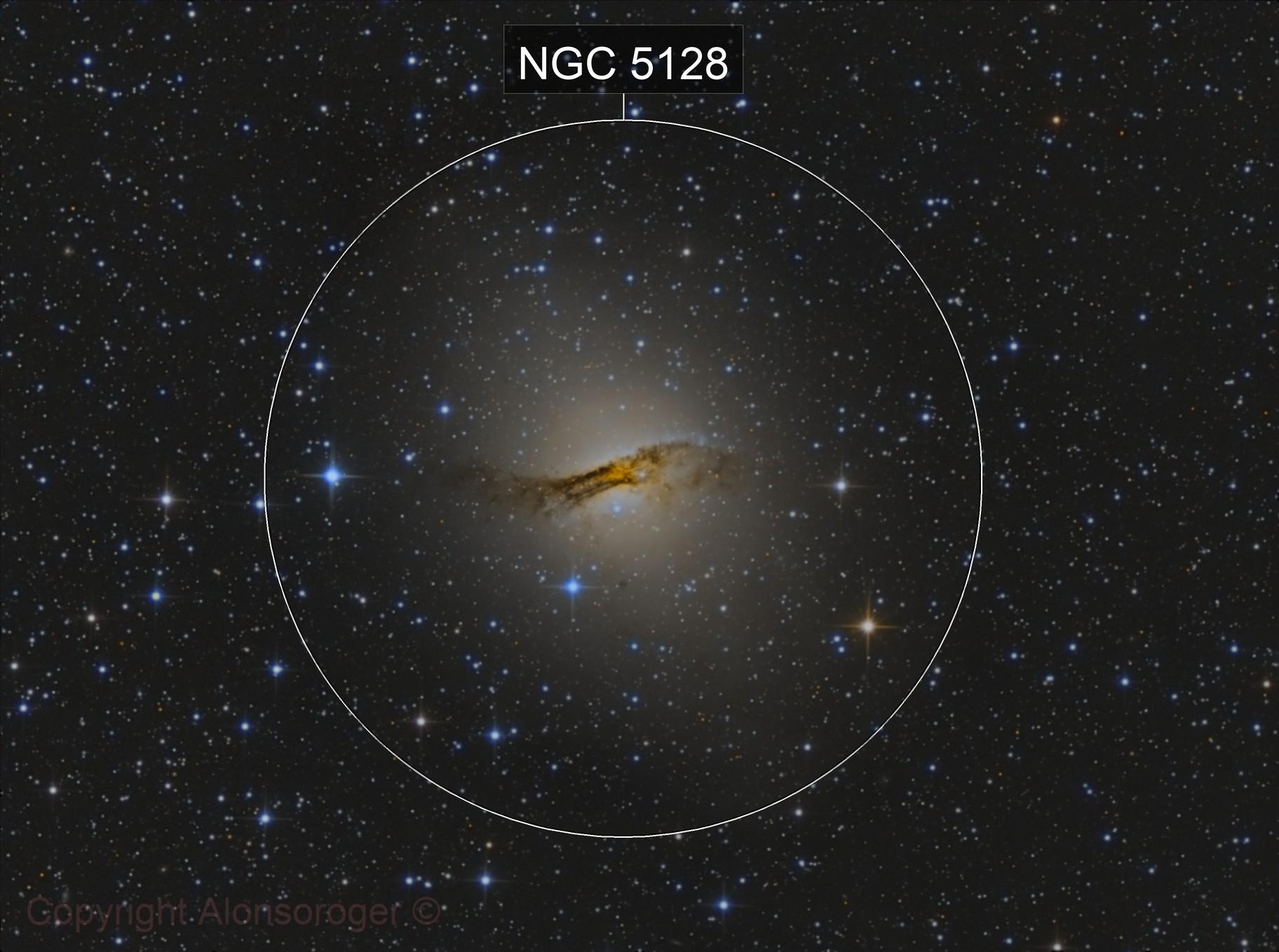 Centaurus A (NGC 5128)