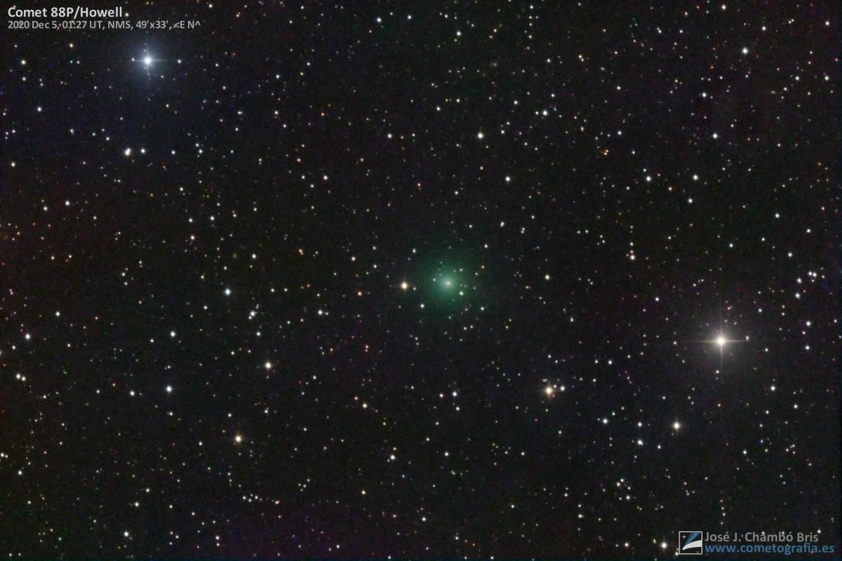 Comet 88P/Howell