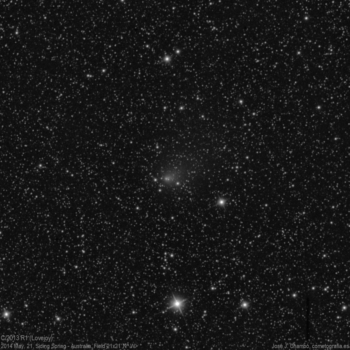 C/2013 R1 Lovejoy (May.21)