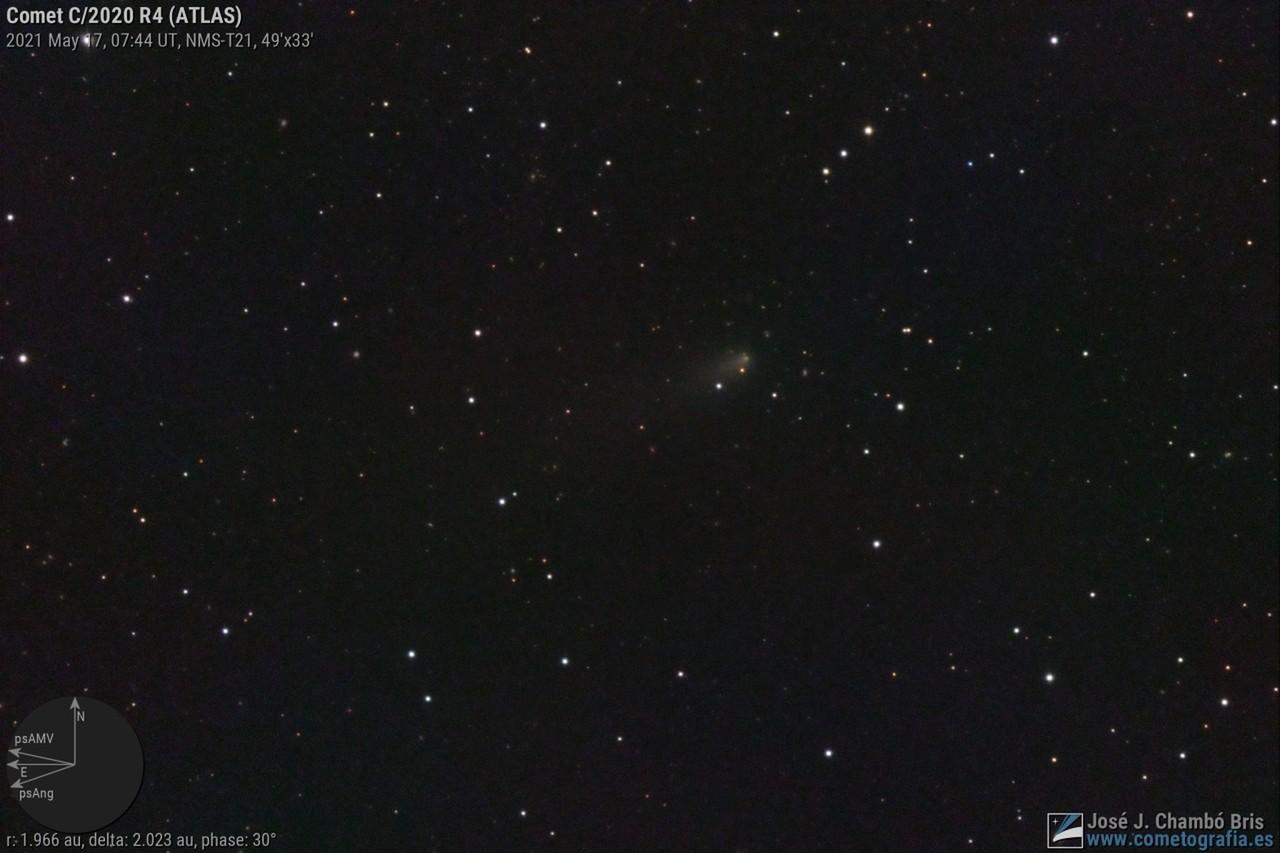 Comet C/2020 R4 (ATLAS)