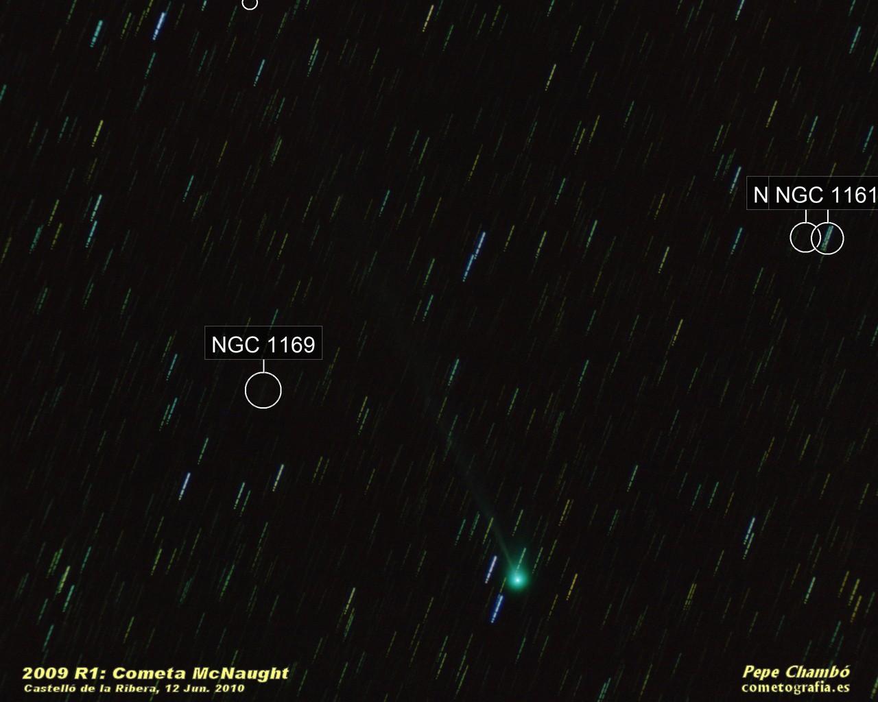 2009 R1 McNaught Comet