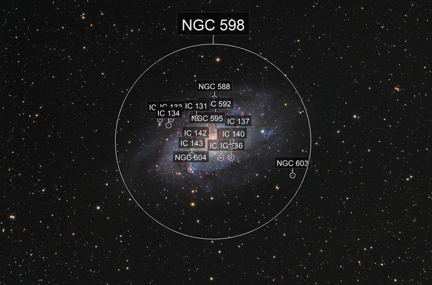 M33 / Triangulum Galaxy