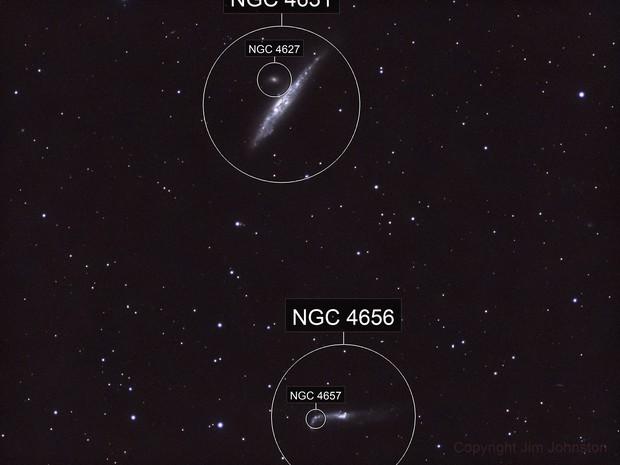 Whale Galaxy - NGC4631