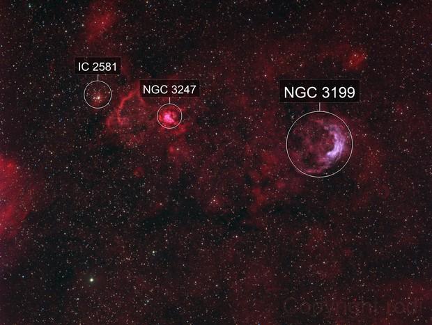 NGC3247, NGC3199