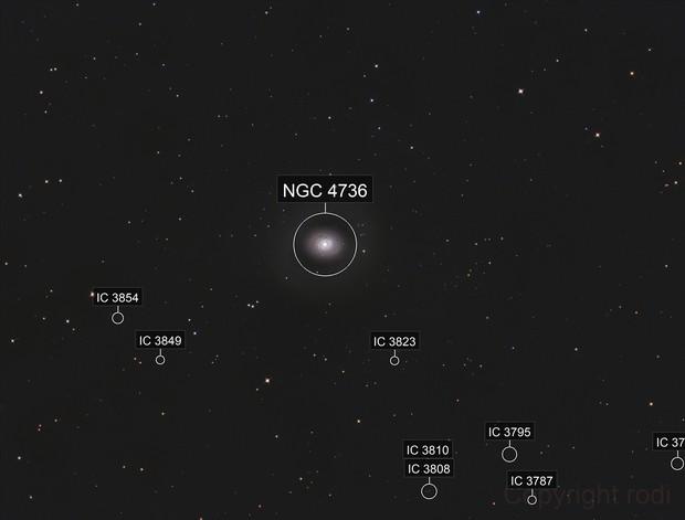 M94 Cat-Eye Galaxy