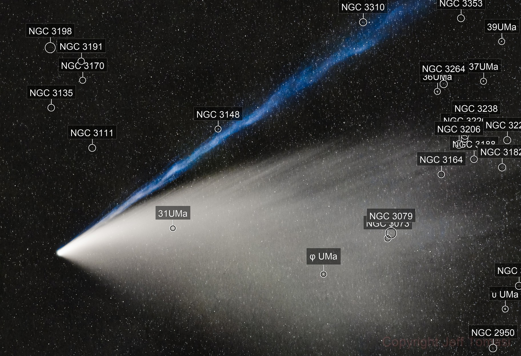 Comet Neowise (The Outtake)